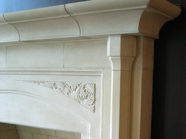 Marchesa Fireplace